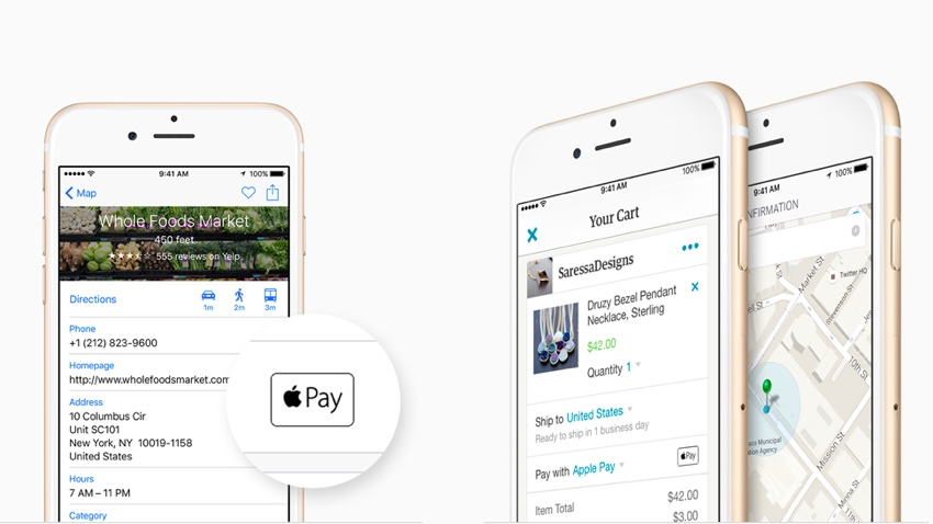 Apple Pay en France?
